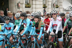 Women's Cycling Event