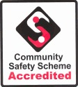 Police Community Safety Scheme Accreditation Logo